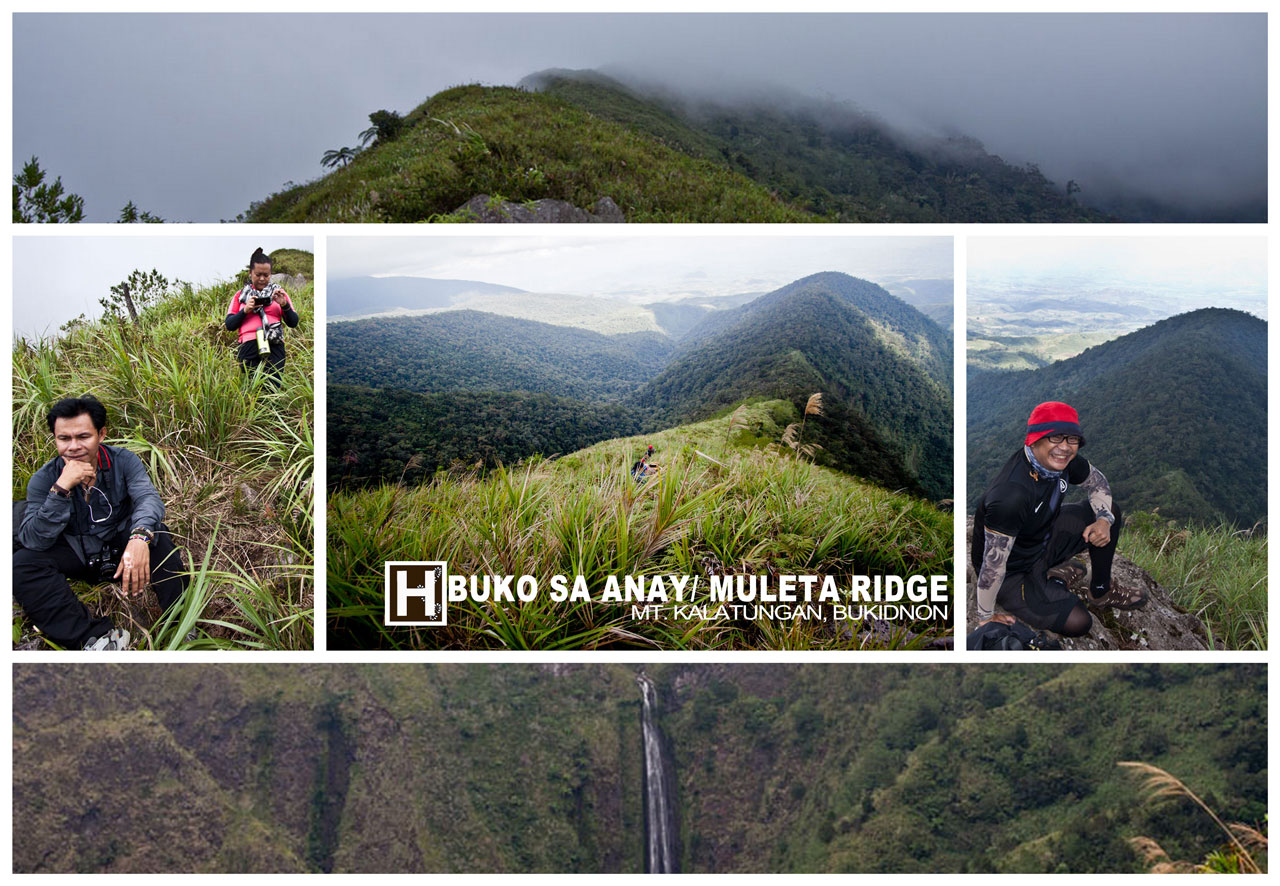 Buko sa Anay or Muleta Ridge