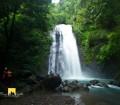 Bugtong Bato Falls- 1st tier